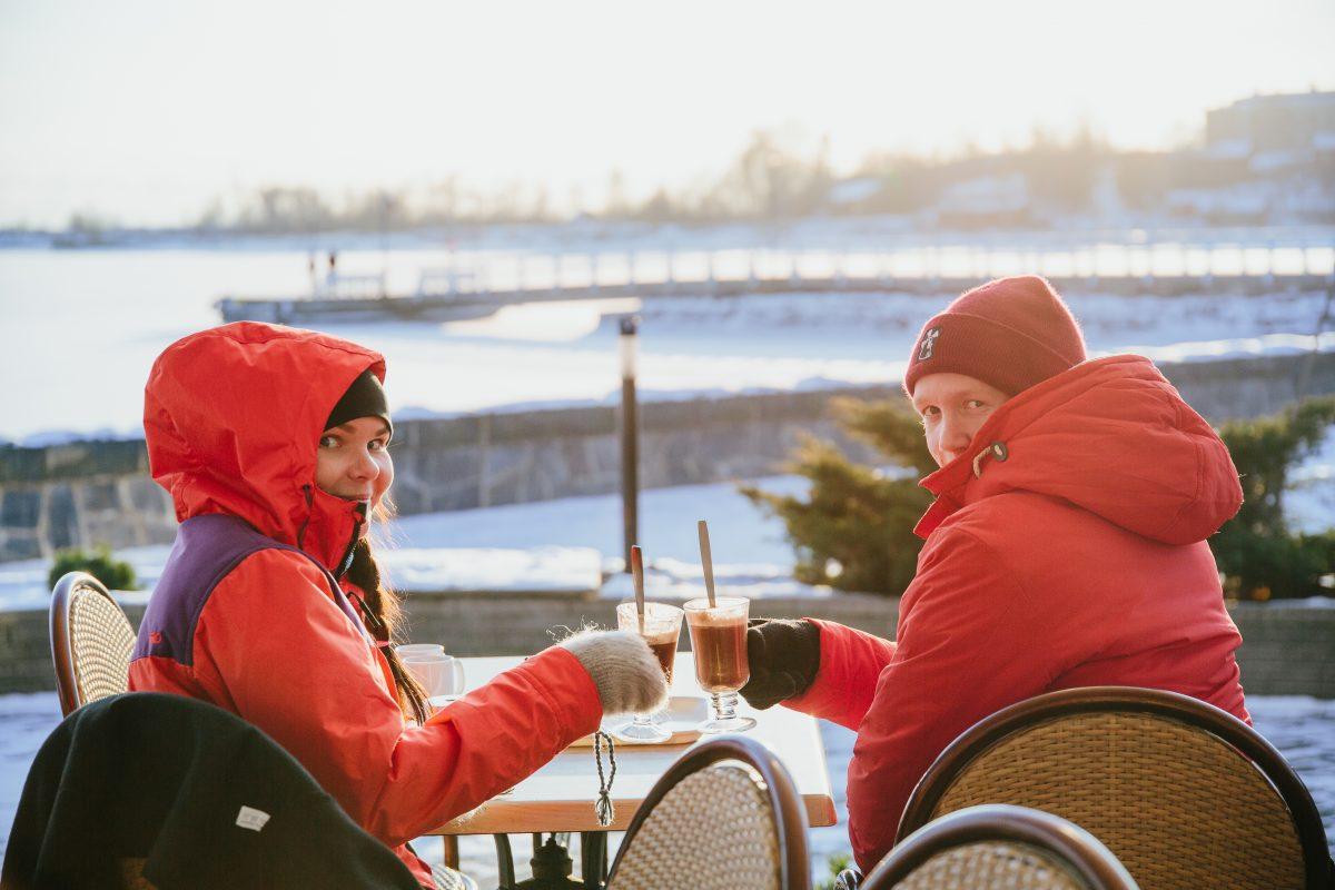 Valentines' Day in Helsinki