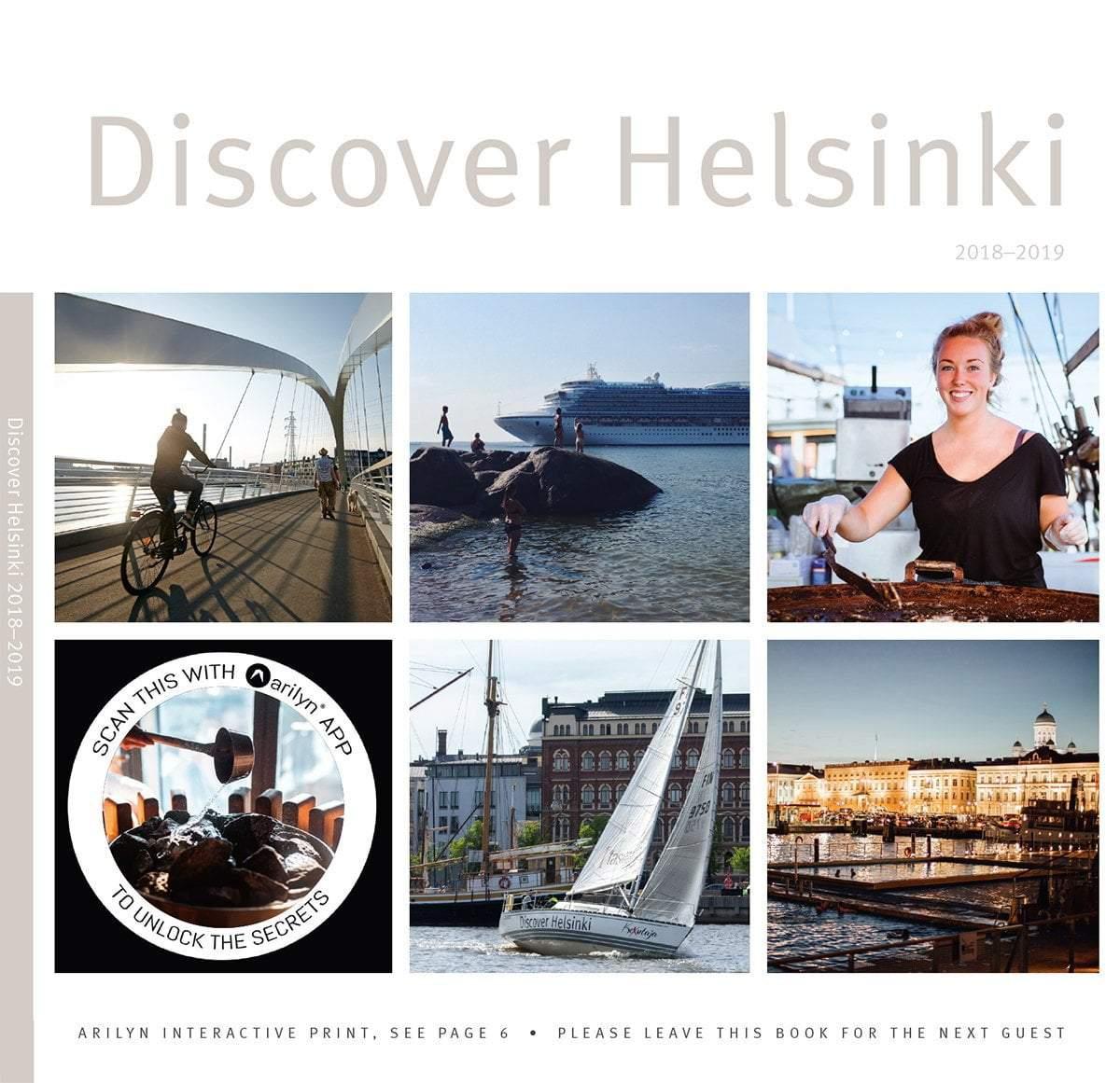 Discover Helsinki Book