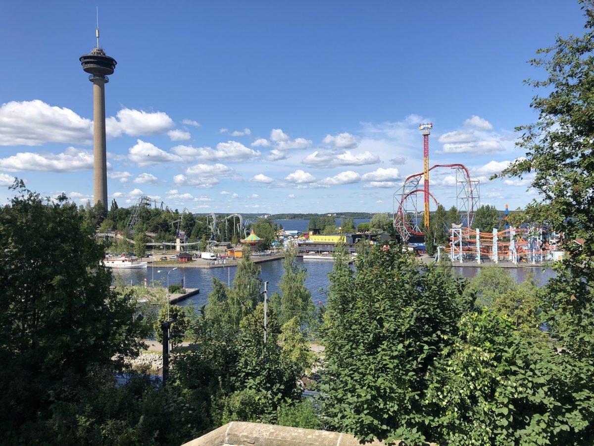 Särkanniemi - visit Tampere