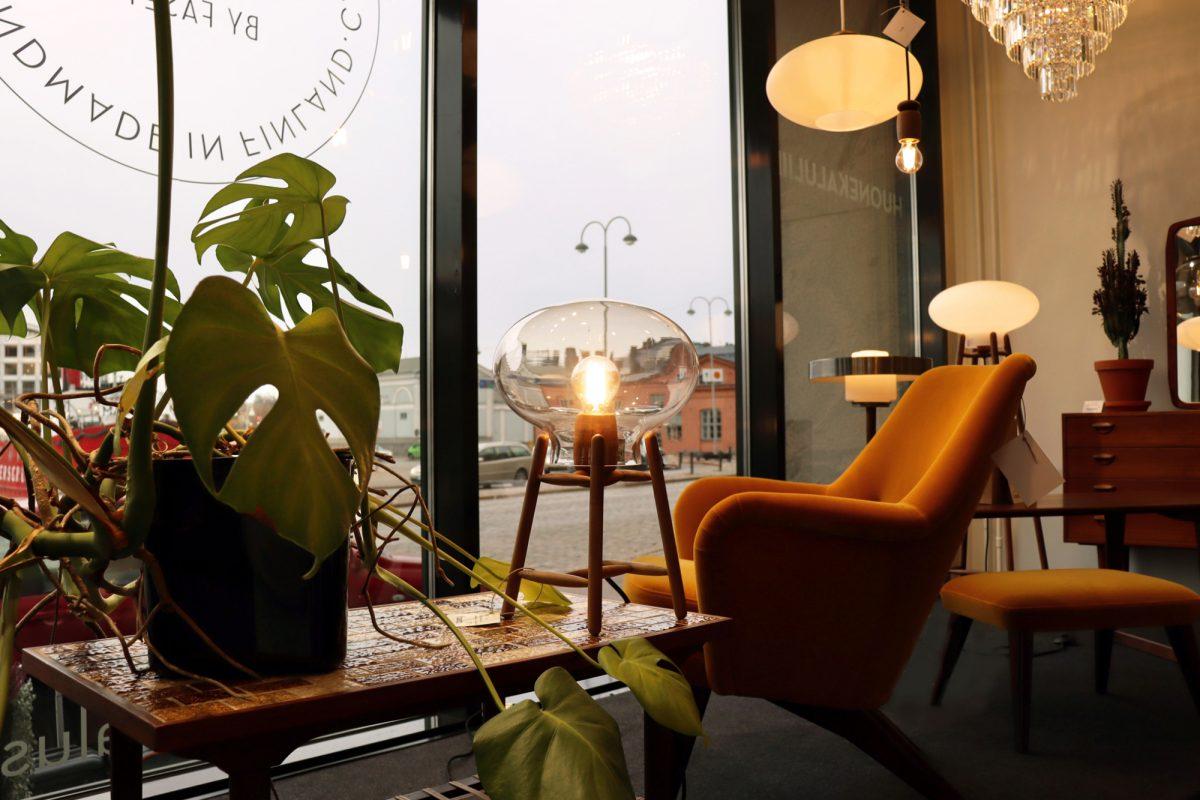 Fasetti Design Shop in Helsinki