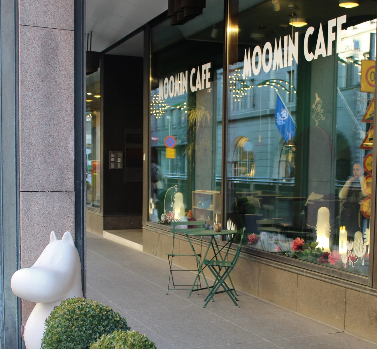 moomin cafe helsinki