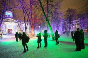 lux helsinki light festival