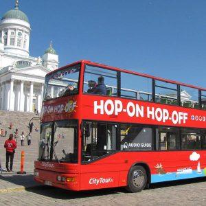 bus tours sightseeing helsinki