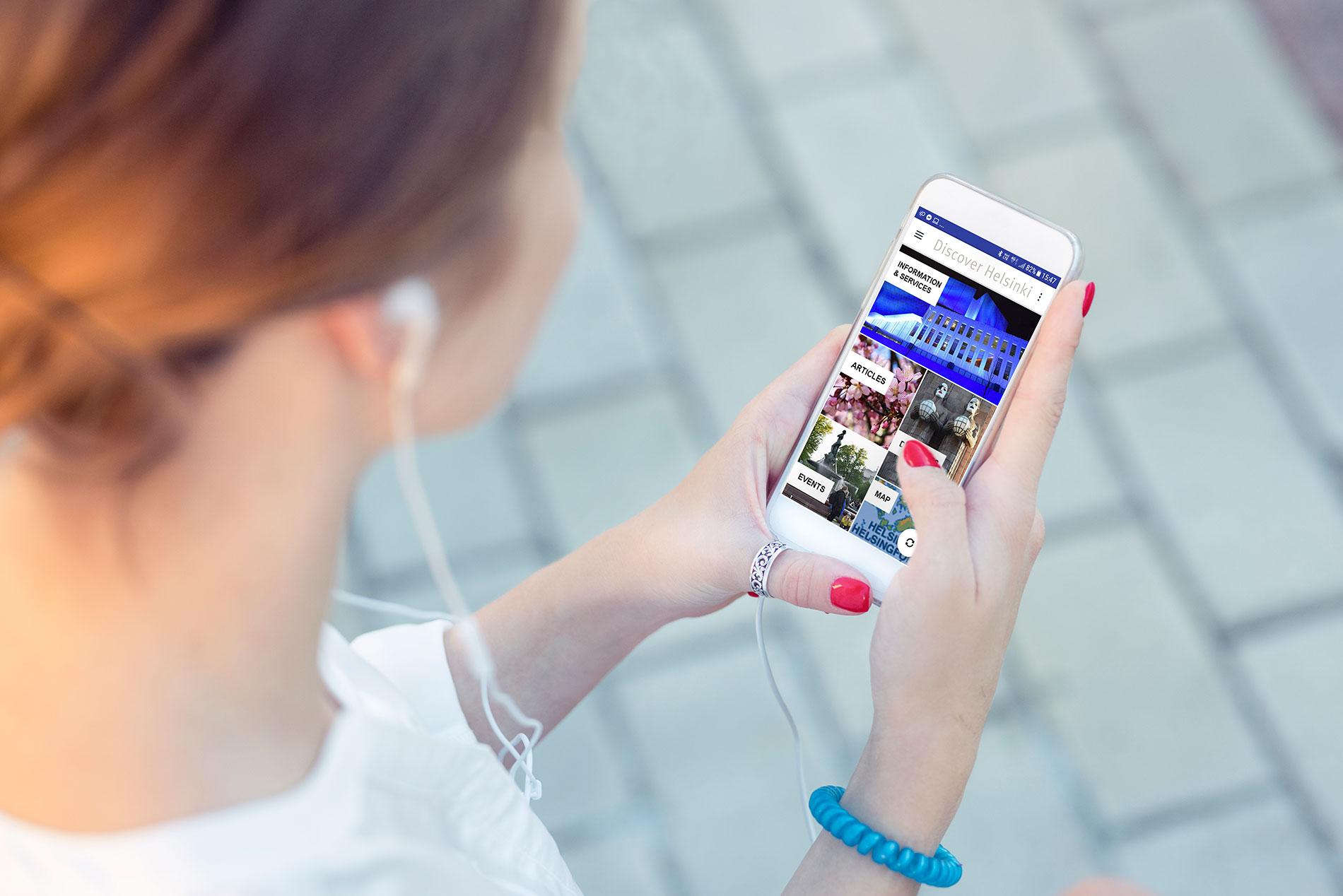 Discover Helsinki - App