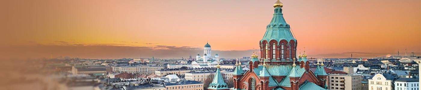 Discover Helsinki - Helsinki