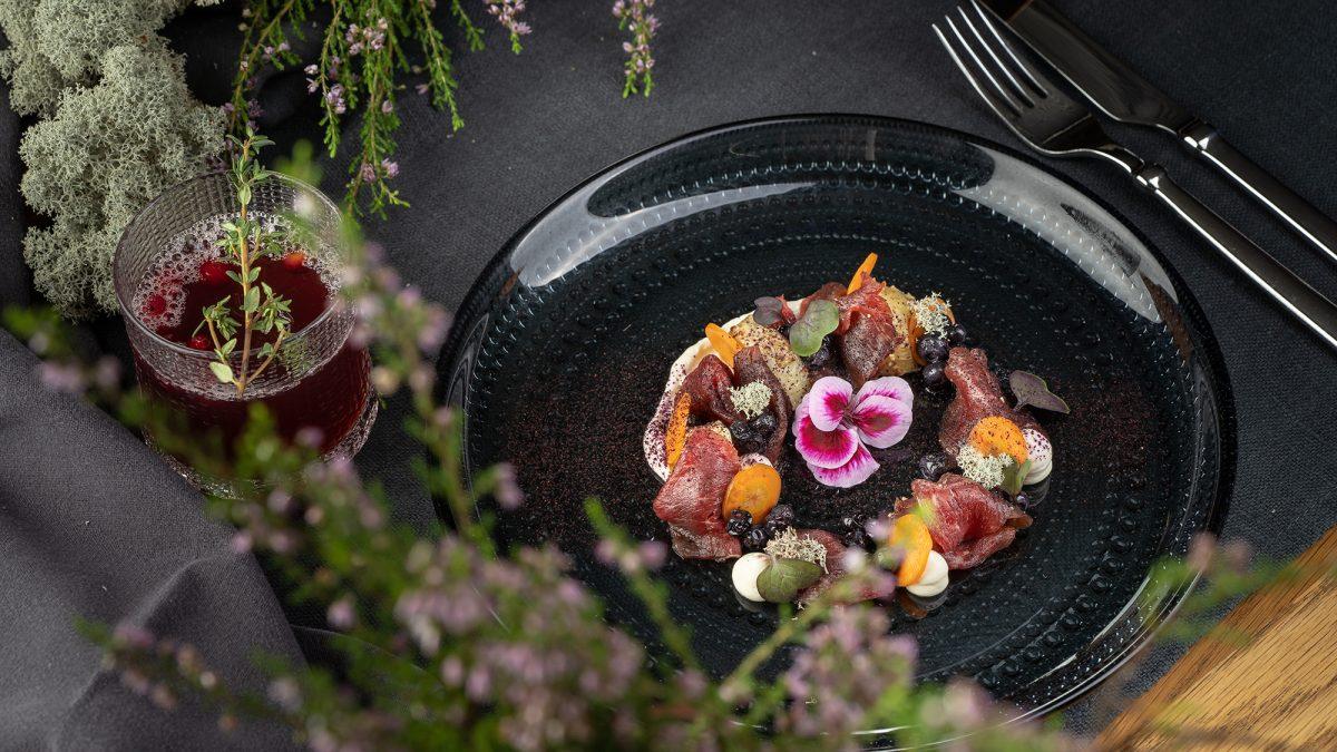 Finnish food and Finnish design go hand-in-hand at Restaurant Eevert