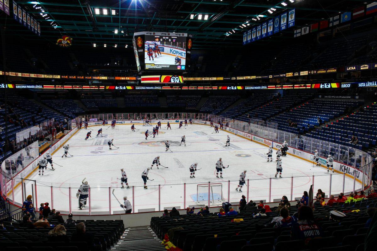 ice hockey helsinki
