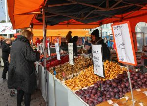 baltic herring market
