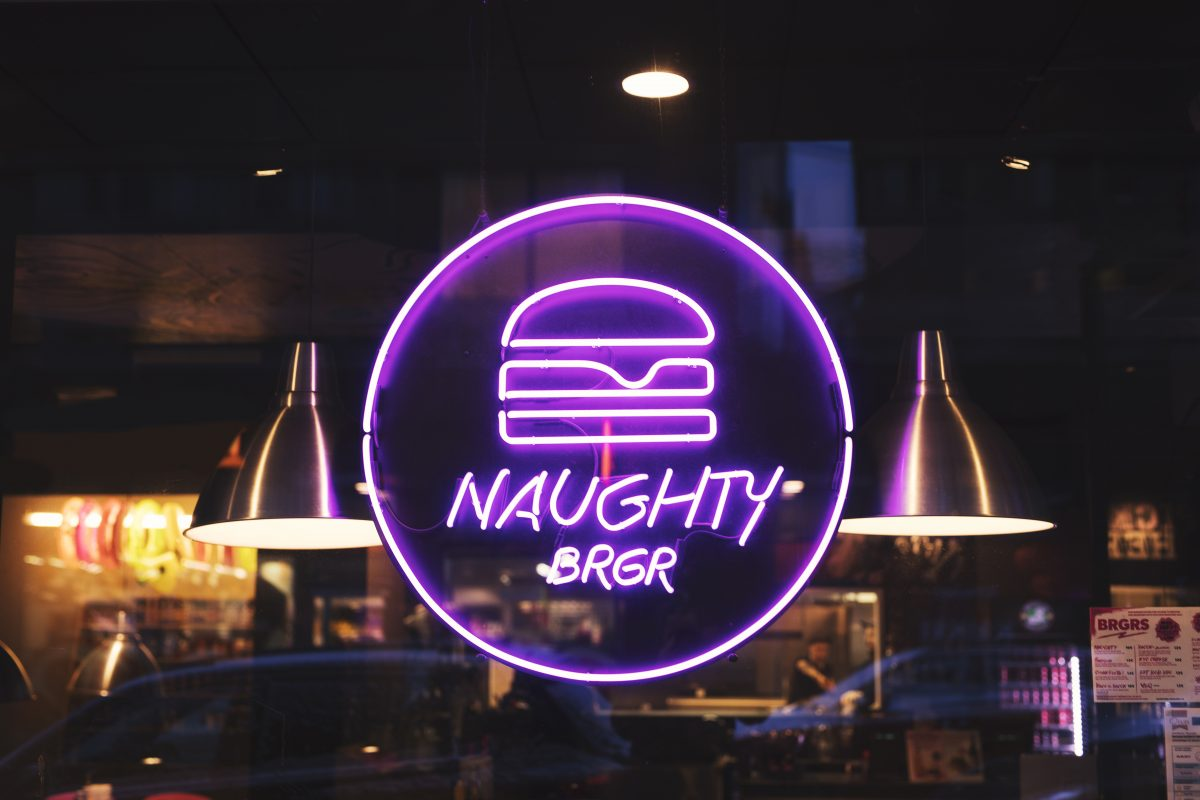 naughty brgr