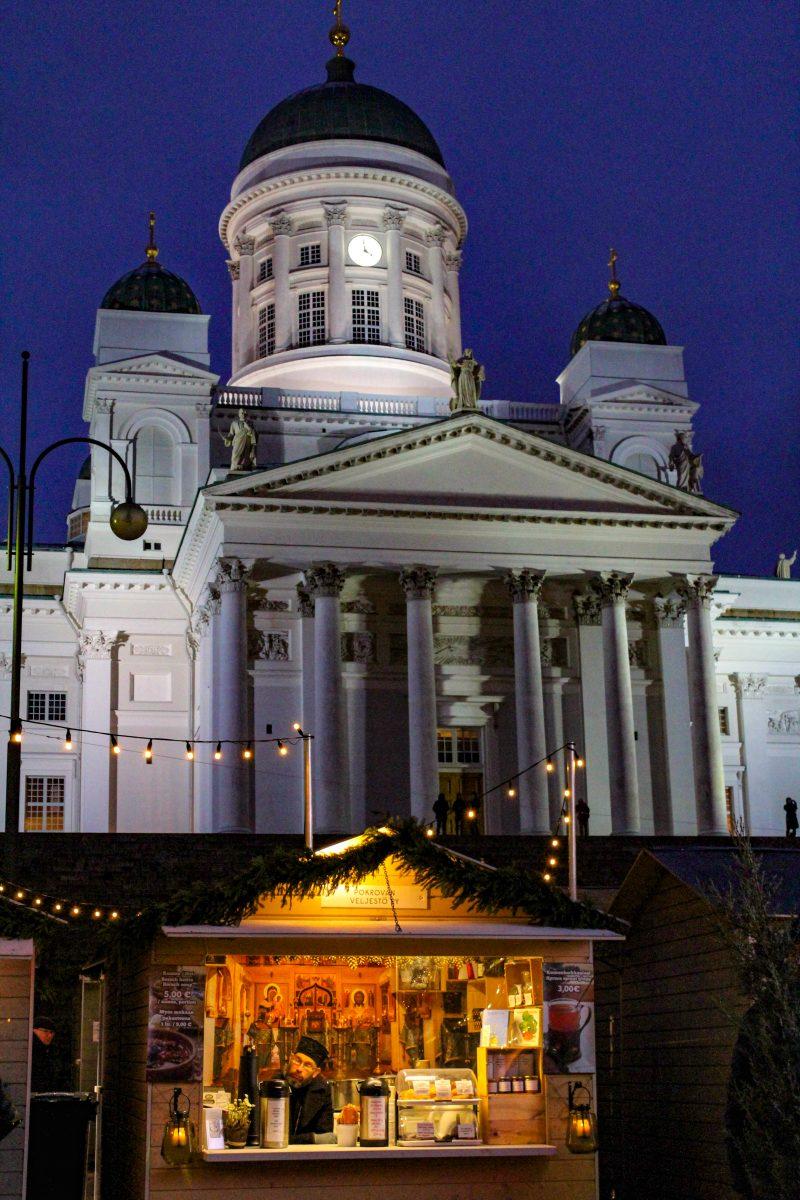 Helsinki Christmas Market, 2018