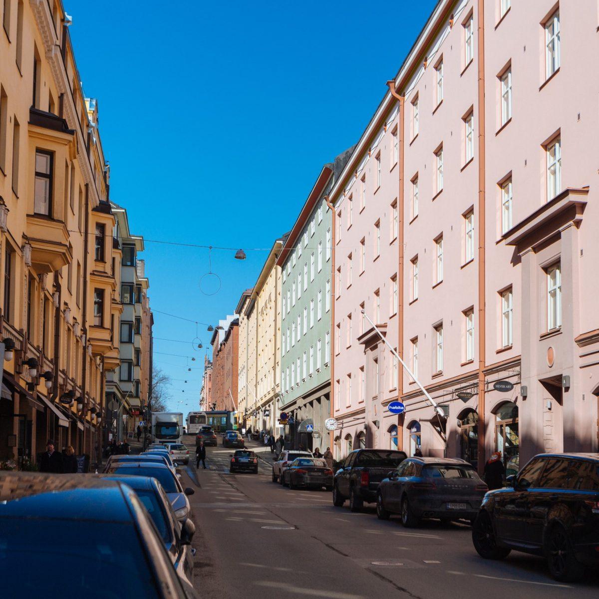 Free Parking Helsinki